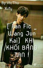 [ Fan Fic _ Wang Jun Kai]  KHI KHỐI BĂNG TAN ! by VtcThu22091999