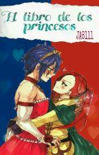 El libro de los princesos by JA8111