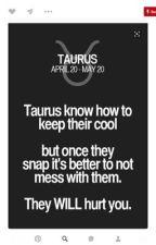 I am a Taurus  by Night0512