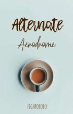 Alternate Aerodrome by highpororo