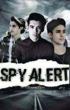 Spy Alert {CNCO Fanfic} by Annabeth_Cabrera1