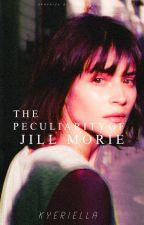 The Peculiarity of Jill Morie (TPT-inspired Poems) by feminovelist