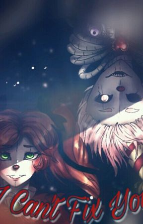 I Can't Fix You by Spooky-Clique