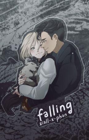 Falling »  Otabek x Yurio  ● Omegaverse. by ziall-x-phan
