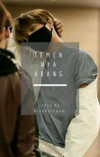TEMEN nya ABANG ─;kyr;osh by awk-abin