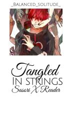 tangled in strings  (sasori x reader) by _Balanced_solitude_