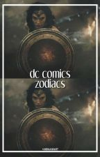 dc comics zodiacs by voidmaximoff