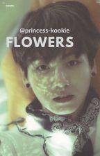 FLOWERS || VKOOK by princess-kookie