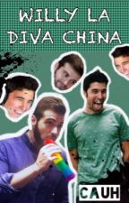 Willy la diva China |humor wigetta| by cauh_uwu