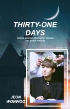 thirty-one days. | wonwoo✔️ by deaphantine