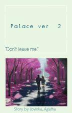 Palace Ver. 2 ; Wonwoo-Eunha by Jovinka_Agatha