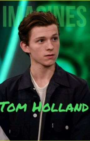 Tom Holland Imagines ❤️ - #3 The After After Party (SMUT