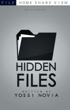 Hidden Files ▶▶Elounor (Completed) by vyomantara-