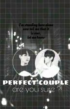 perfect couple , are you sure ?! || vkook مكتملة  by hope_vkook