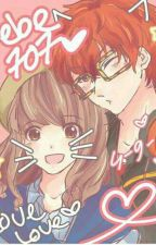 mystic messenger comic's  by hoshimi_saki_707