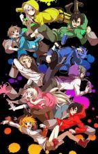 Mekakucity Voice Friends by Nyutoraru