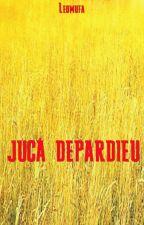 JUCÁ DEPARDIEU by Leomufa