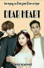 Dear Heart  by butterhell