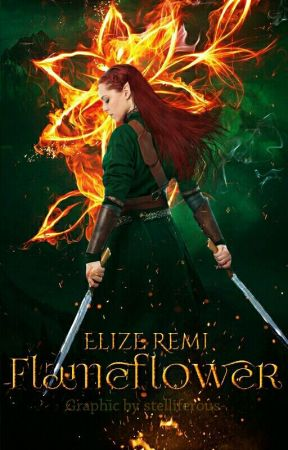 Flameflower by Elize-Remi