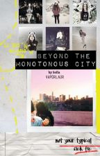 beyond the monotonous city by vaporlaur