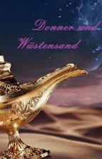 Donner und Wüstensand by Pookasworld