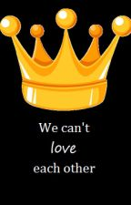 We can't love each other (Larry Fanfic in Finnish) by Nomisir