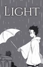 Light || Nishinoya Yuu x OC by JoannaVeal