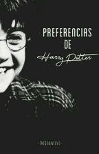 💖 Preferences De Harry Potter💖 #2P1CAwards2017 by BabyNaeyonBabe