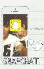 Snapchat | Vhope by SritaVkook