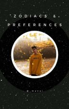 Young Stars ZODIACS&PREFERENCES by kotwicaups