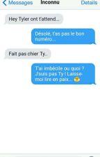 Ma Vie Fut Changée À Cause D'un Mauvais Numéro {Terminé} by RoseBeaulieu
