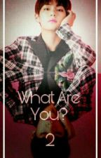 What Are You? // Kim Taehyung《2》 by amonniemous