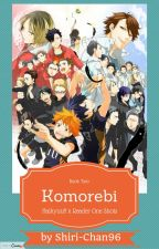 Haikyuu x Reader One Shots (Book Two) // Komorebi by Shiri-Chan96