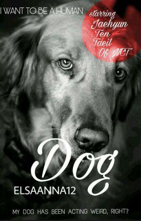 DOG  by Elsaanna12