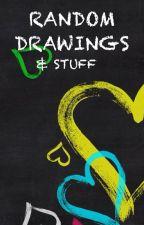 RANDOM DRAWINGS & STUFF by BobbieLlewellyn
