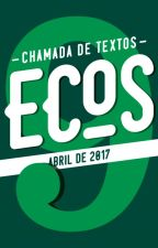Chamada de Textos Ecos 9 by MostraEcos