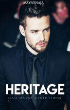 Heritage • ziam   Hybrid by maynenaja