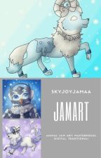 Jamart- My Animal Jam Art  by SkyJoyJamaa