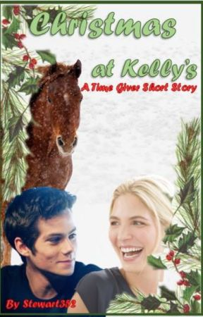 Christmas at Kelly's (The Time Giver Short Story) by Stewart352
