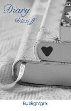 Diary//Dizziff by xoutlanderx