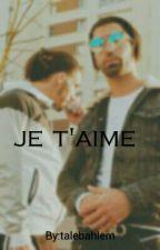 C'est Bien Plus Léger Que Le Mot Je T'haine, C  Bien Plus Légère Alors Je T'aime by talebahlem
