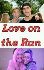 Love on the Run (Book 1) by DaisyGomez1992