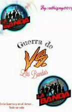 Guerra De Bandas (Christopher Velez & Tu) by athziry0019