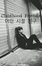 Childhood Friends|•vkook•|cz by Seokie_001