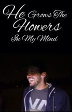 He Grows The Flowers in my Mind. H.H by heathhussarr
