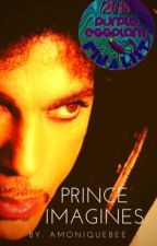 Prince Imagines.  by amoniquebee