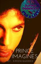 Prince Imagines.  by amoniquebee