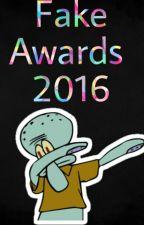 Fake Awards 2016. by FakeAwards