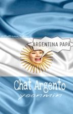 CHAT ARGENTO.-《yoonmin》  by BultoroneInfires