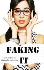 Faking It ✹ Camren by stylinsuado